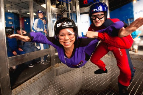 Go Indoor Skydiving