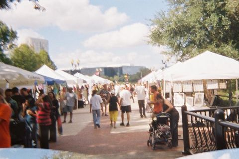 "Enjoy the flavors and smells of ""Sunday Eola Market"""