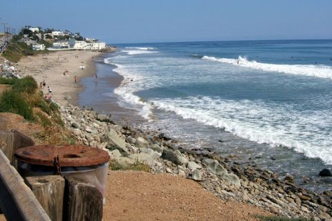 malibu beach los angeles california united states touristeye