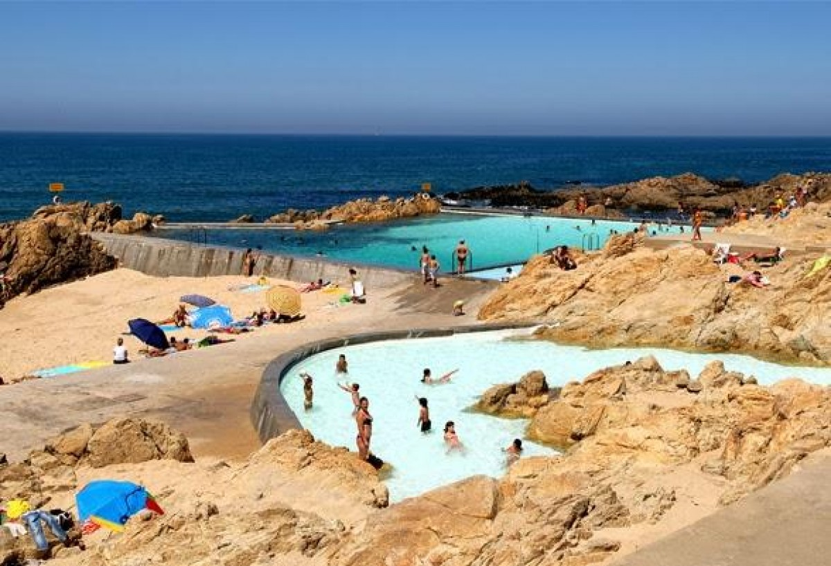 Piscina das mar s matosinhos portugal touristeye for Piscinas proyectadas