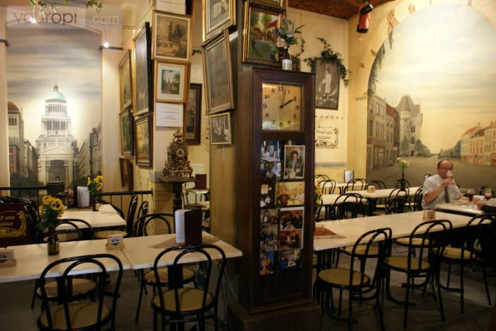 Restaurants Near Saint-Gilles/Sint-Gillis in Brussels