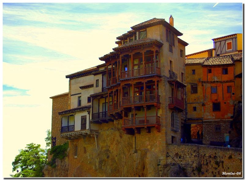 Hanging Houses - Cuenca, Spain  TouristEye
