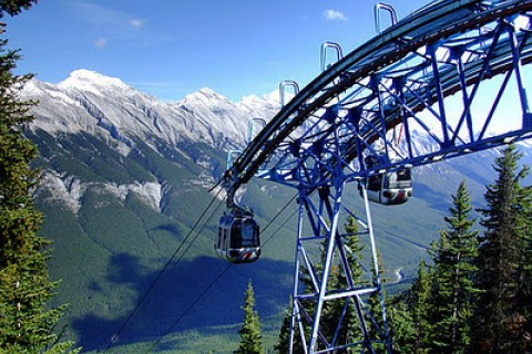 Banff Cable Car Price